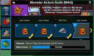 Monster Actors Guild (MAG)