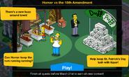 Homer v Amendment Beginning