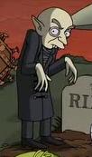 Nosferatu in the show