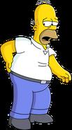 Retired Homer Unlock