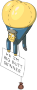 Tapped Out Big Butt Skinner Balloon