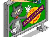 Itchy & Scratchy Billboard