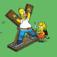 Lisafer Torturing Homer (1)