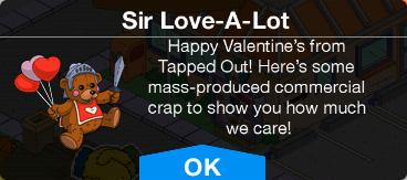 Valentine's Day 2015 Event
