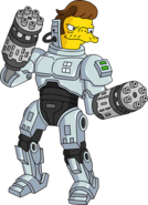 Cyborg Snake Unlock