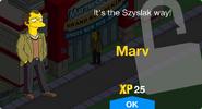 Marv Unlocked