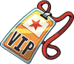 VIP Passes Icon