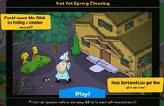 Not Yet Spring Cleaning 2019 Event Guide