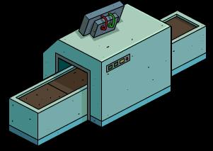 X-Ray Machine (Secret Agents)