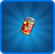 Daily Challenge Buzz Cola