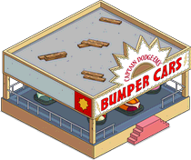 Captain Dodge-Em's Bumper Cars
