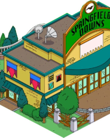 Simpsons tapped out springfield downs betting cheat stihl bt 121 bitcoins