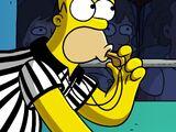 Simpsons Wrestling 2020 Event