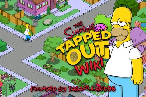 The Simpsons: Tapped Out Wiki