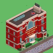 Buckingham Pay-Less Motel animation