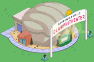 Clamphitheater Active Animation
