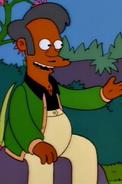 Apu in the show