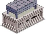 Marvin Monroe's Tombstone
