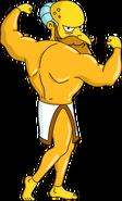 New God Mr. Burns Unlock