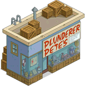 Plunderer Pete's