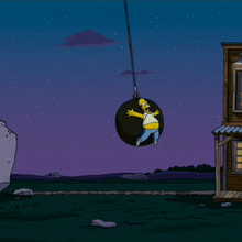 Rock And A Hard Place The Simpsons Tapped Out Wiki Fandom