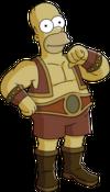 Homer Strongman