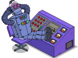 Robot Homer