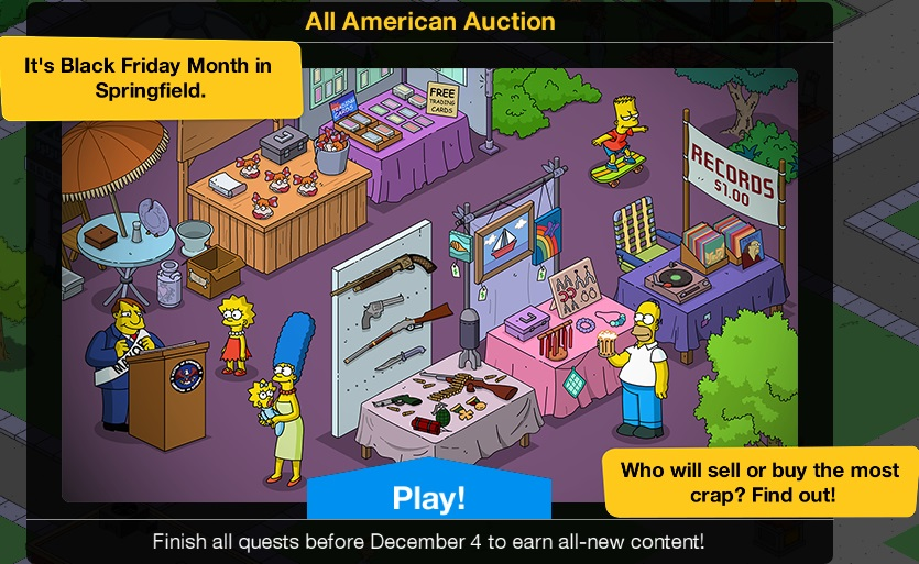 All American Auction 2019 Event