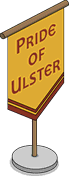 Pride of Ulster Banner