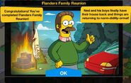Flanders Family Reunion 2019 Event End screen