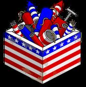 Patriotic Box of Fireworks Menu.png