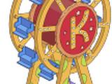 Krusty's Giant Wheel