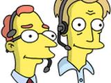 Robot Rumble Announcers