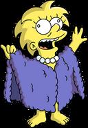 Lizard Queen Lisa Unlock