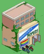 Armistead's Mopeds animation