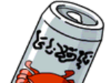 Crab Juice Cans