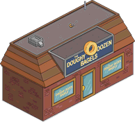 The Doughy Dozen Bagels