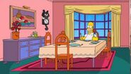 The Simpsons Tapped Out - Home Alone