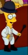 Clockwork Bart full costume