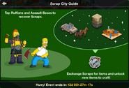 Bart Royale Scrap City Guide