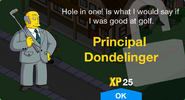 Principal Dondelinger Unlock Screen
