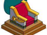Pharaoh Throne