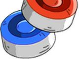 Sjoelbak Discs