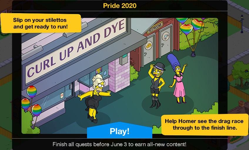 Pride 2020 Event