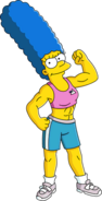 Muscular Marge Unlock