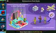 Homerpalooza Event Guide Act 2