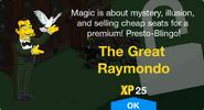 The Great Raymondo Unlocked