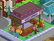 Moe's Express with Larry & Sam, Barney, Lenny & Carl