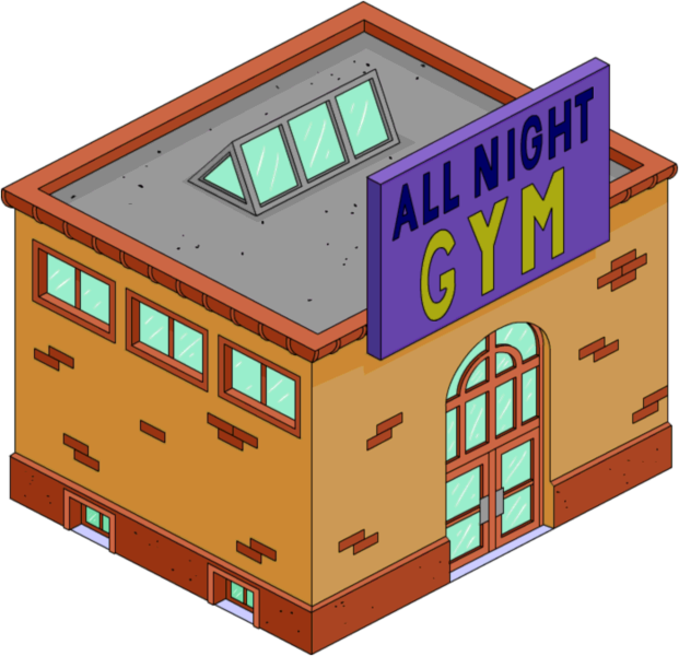 All Night Gym
