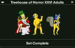 Treehouse of Horror XXVI Adults Character Collection.png
